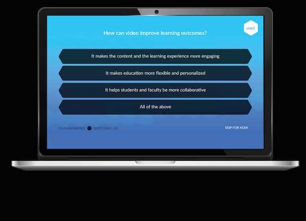 Bild von Kaltura präsentiert Tool für interaktive Lernvideos