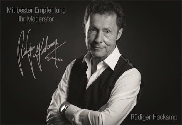 Photo of Rüdiger Hockamp – Der Moderator