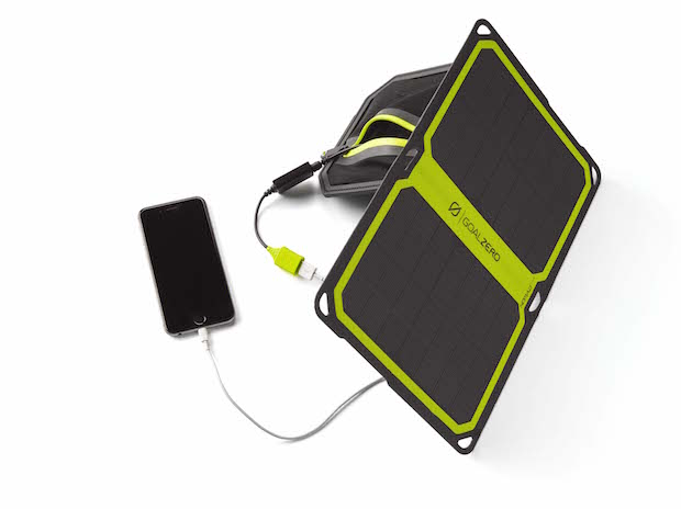 Photo of Goal Zero stellt tragbares, smartes Solarpanel vor