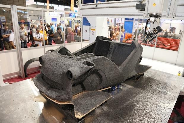 Bild von 3D-Druck erhält jetzt eigenen Pavillon als Industrielösung