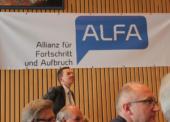 """ALFA Namensstreit: """"Aktion Lebensrecht für alle"""" gewinnt gegen Lucke Partei"""