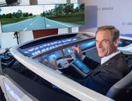 Nach Rekordjahr: Bosch bleibt auf Wachstumskurs