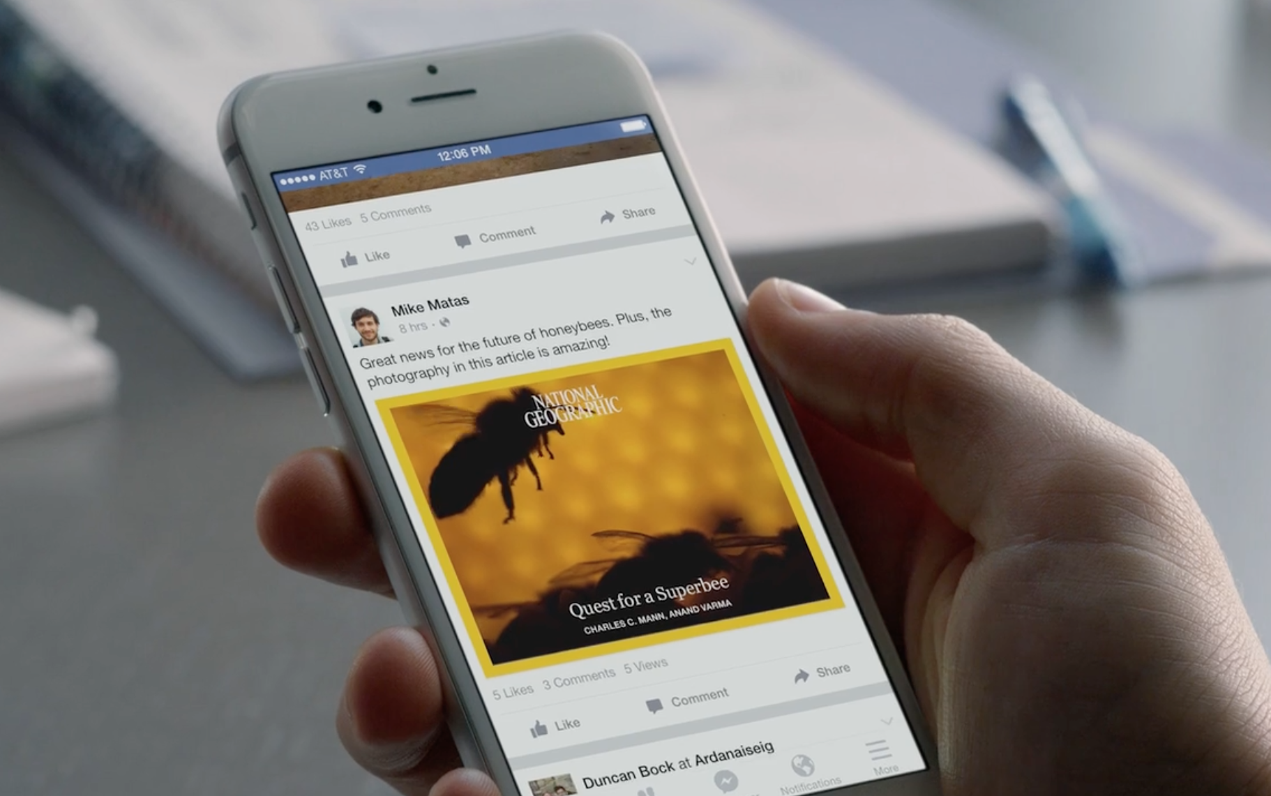 Photo of Instant Articles – Facebook wird personalisierte Zeitung!