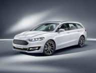 Ford Vignale-Modellfamilie: Premium-Komfort und First-Class-Service für preisbewusste Business-Kunden