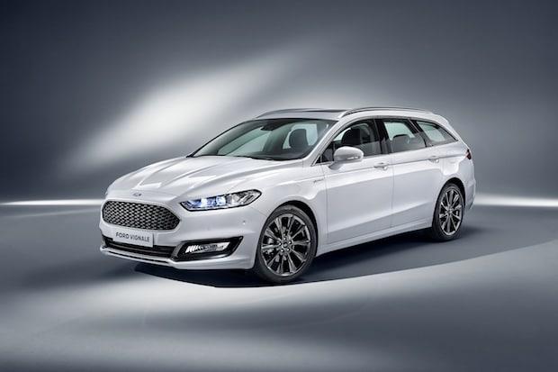 Bild von Ford Vignale-Modellfamilie: Premium-Komfort und First-Class-Service für preisbewusste Business-Kunden