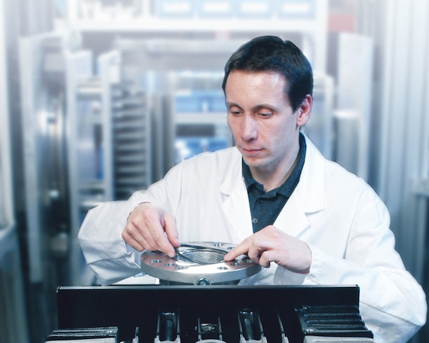 Photo of Vakuumtechnologie fördert Grundlagenforschung