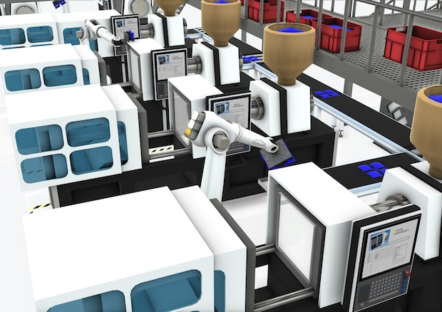 Photo of 3D-Simulation der nächsten Generation:  DUALIS zeigt Visual Components 4.0 auf der AUTOMATICA