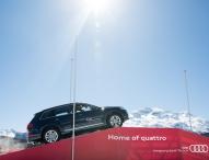 Das Audi quattro adventure in Berchtesgaden und die Eventreihe Audi quattro experience