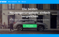 carwow mischt deutschen Autohandel auf