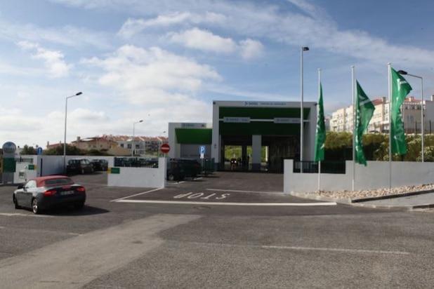 Die neue DEKRA Prüfstation in Mafra nordwestlich von Lissabon. - Quelle: DEKRA