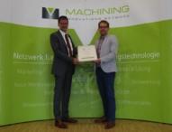 Kompetenzerweiterung im Machining Innovations Network e.V.