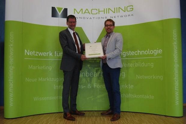 Photo of Kompetenzerweiterung im Machining Innovations Network e.V.