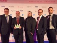 Christian Müller gewinnt den DFV-Gründerpreis 2016