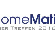 Teilnehmer ziehen positive Bilanz des HomeMatic User-Treffens 2016