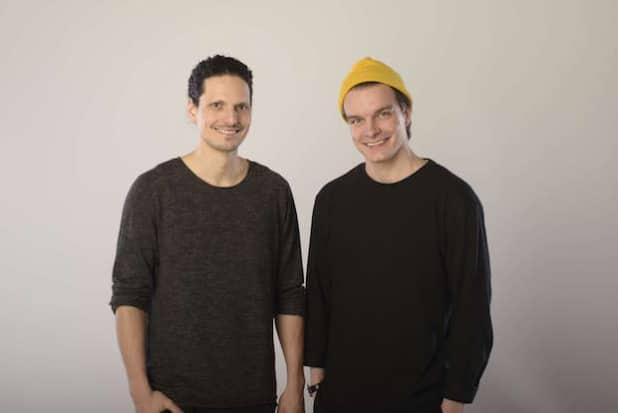 Dr. Christopher Zeppenfeld, Timo Bäcker (v.l.)  - Fotorechte: NUK - Fotograf: Oliver Schulze, Köln