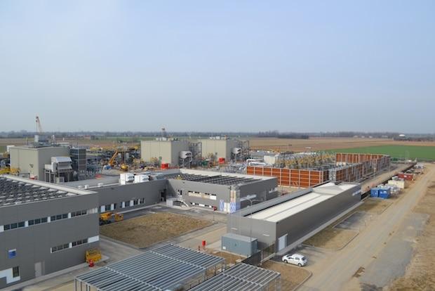 Photo of Moderne Gasaufbereitungsanlage für Bordolano