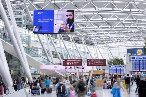 Quelle: Flughafen Düsseldorf, Fotograf: Andreas Wiese
