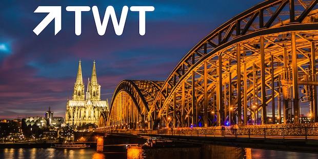 Bild von TWT goes Cologne: Neuer Standort in Medien-Metropole