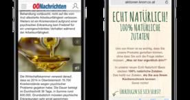 Unilever und Mindshare setzen auf das innovative Inline Video Ad von YOC