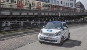 Corporate Carsharing: Flottenmanager setzen car2go auf Platz 1