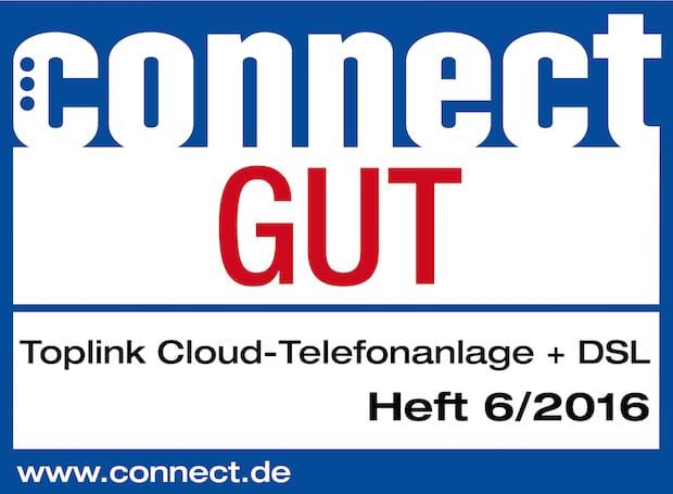 Photo of connect: toplink auf Platz 2 bei virtuellen Telefonanlagen