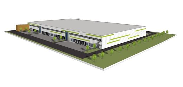 Photo of FOUR PARX errichtet Logistikanlage mit ca. 30.000 m² in Wesseling