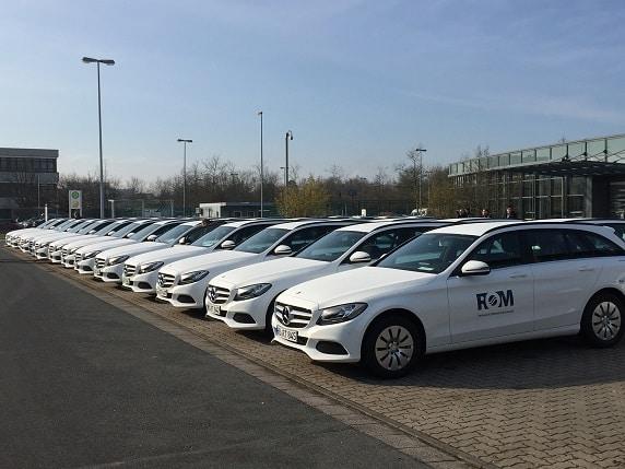 Photo of Mercedes-Benz Werk Bremen liefert 250 C-Klassen an die Zech Group GmbH aus