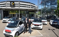 Diakonie Stuttgart fährt smart