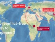 Smartphone-Pionier Fairphone etabliert transparente Liefer- und Produktionskette für alle vier Konfliktmineralien