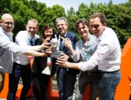 """Kampf um Media-Millionen: Tinkerbots gewinnt Startup-Wettbewerb von ProSiebenSat1 """"SevenVentures Pitch Day"""""""