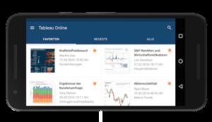 Datenanalyse auf dem Smartphone: Tableau Mobile jetzt auch für Android