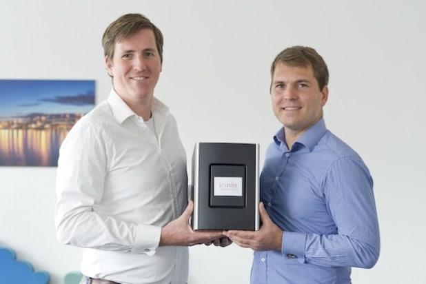 Christoph Dyllick-Brenzinger (links) und Ralf Dyllick-Brenzinger (rechts). Foto: Ionas - Ihr Online Assistent