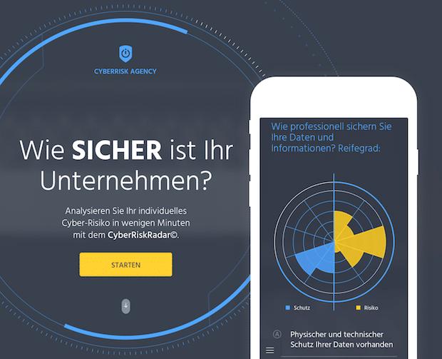 Photo of Cyber-Risiken erkennen und managen – Start-up aus München bietet professionelle Lösungen für kleine und mittelständische Unternehmen