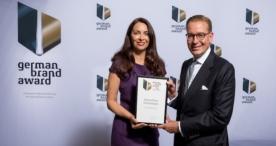 German Brand Award 2016 für SimonsVoss