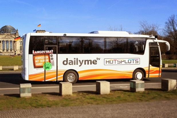 Photo of HOTSPLOTS und dailyme TV erleichtern mobile Fernsehunterhaltung mit HOTSPLOTS TV to go