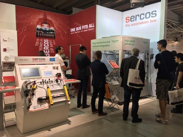 Photo of SPS IPC Drives Italia: Ein voller Erfolg für Sercos International