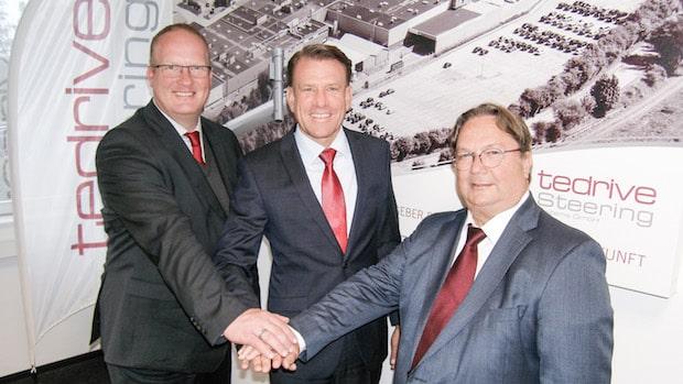 Photo of Knorr-Bremse steigt ins Geschäft mit Lenksystemen ein