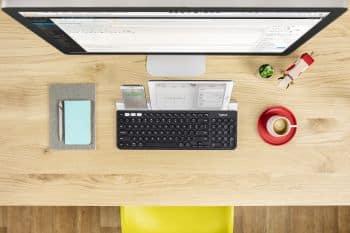 Bild von Logitech K780: ein Keyboard für alle Geräte