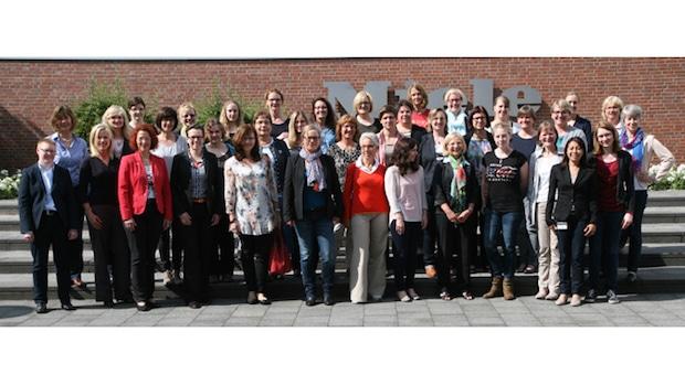 Photo of Netzwerk für Frauen in MINT-Berufen feiert Jubiläum
