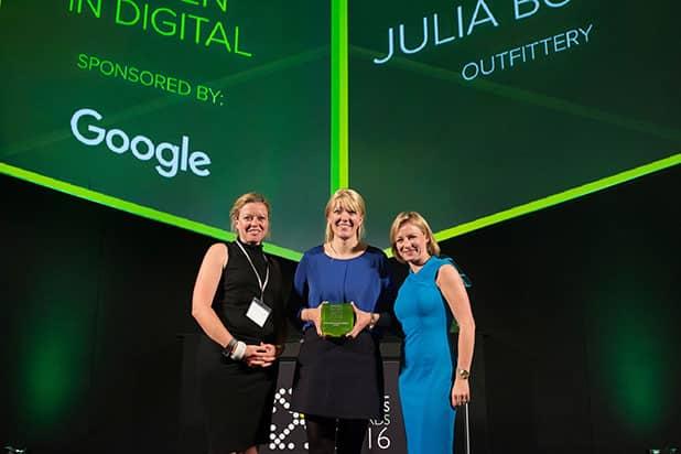 Digital Masters Awards 2016. Quelle: Public Relations GmbH/Anna Gordon
