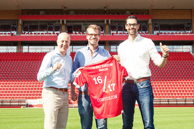 Photo of Contorion wird Topsponsor beim 1. FC Union Berlin