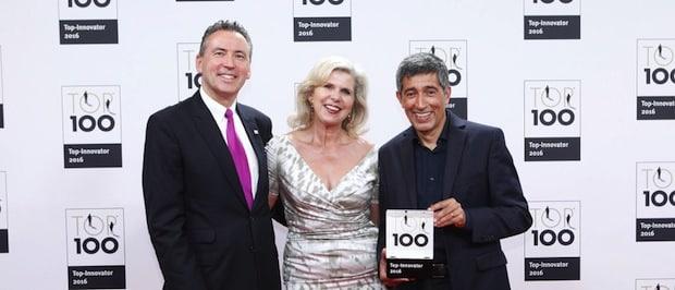 """Bild von Höchste Auszeichnung für Innovationskraft: TRACOE medical GmbH mit dem """"Top 100″-Preis geehrt"""