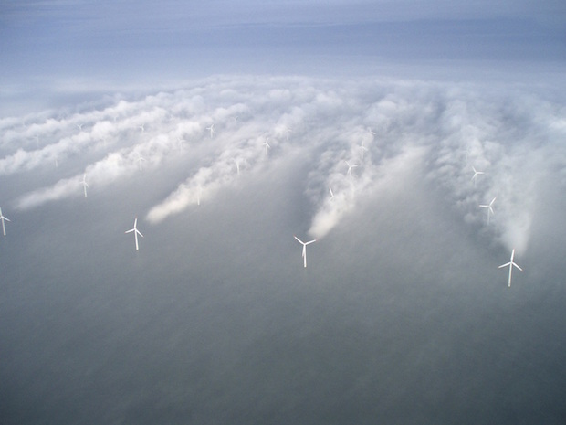 Photo of Vattenfall baut Dänemarks größten Offshore Windpark