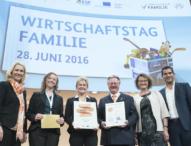 Bundesfamilienministerium zeichnet Deutschlands familienfreundlichstes Unternehmen aus