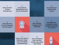 Die zehn Gebote digitaler Bewegtbild-Werbung