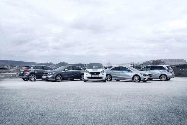 Photo of car2go bietet ab Sommer in Berlin Mercedes-Benz Fahrzeuge an