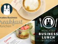 Mercateo veranstaltet Business Breakfast und Lunch erstmals in München