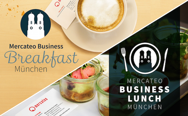 Photo of Mercateo veranstaltet Business Breakfast und Lunch erstmals in München