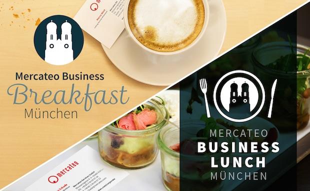 Bild von Mercateo veranstaltet Business Breakfast und Lunch erstmals in München