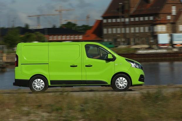 """Bild von Renault Trafic ist """"Bestes Nutzfahrzeug"""""""